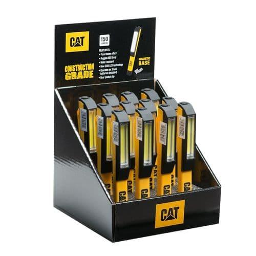 Caterpillar CT100012 Pocket Cob Display Accessories Yellow/Black